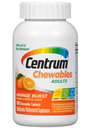 [280770] 452835-CENTRUM ADULTS ORANGE BURST 100 CHEWABLE TABLET