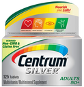 [280780] 446391-CENTRUM SILVER ADULT 125 COUNT 50+