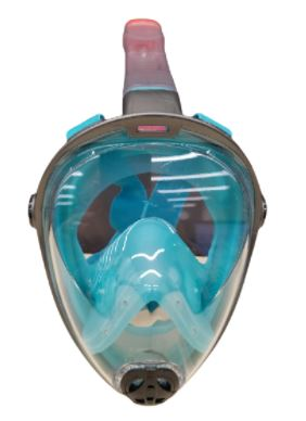 MS-8 CLASSIC SILICONE FULL FACE MASK