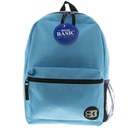 [363244] 1035- BAZIC 16 Cyan Basic Basic Backpack