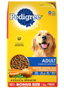 [420719] 50lb-PEDIGREE COMPLETE NUTRITION ADULT DRY DOG FOOD ROASTED CHICKEN,RICE & VE