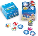 [428129] B00100NIDS LEARNING RESOURCES SEA 10 GAME ADDITION AND SUBTRACTION INCLUDES 100 CARD AGES 6+