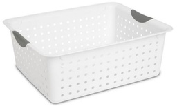 [280644] 39501 - BASKET LARGE ULTRA WHITE STERILITE