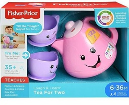 [386186] 47563 / FWP38-Fisher Price DP DI Laugh & Laern Fisher-Price Mini Tea