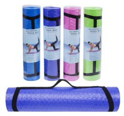 [388114] 149404-YOGA MAT 72X24'' 4ASSORTED CLRS