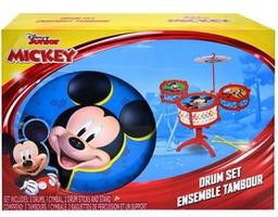[389029] 31210MIC-Mickey Roadster Drum Music Set