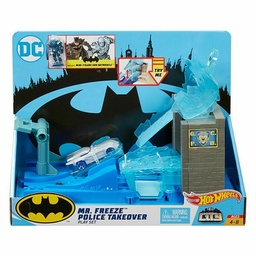 [399208] GBW53-Hot Wheels DC Mr. Freeze ps Vehicle