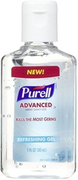 [406298] 35400168-3901-2C-250 PURELL ORIGINAL HAND SANITIZER 1oz.