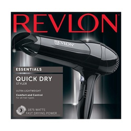 [406571] RV408N7 / REV-RV408 1875W  QUICK DRY STYLER