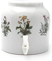 [408034] DD425-HERBAL FLOWERS 2.5G PORCELAIN DISPENSER