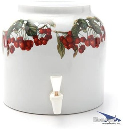[408029] DD422-CHERRY WRAP 2.5G PORCELAIN DISPENSER