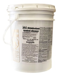 [408648] 91305-PINE DISINFECTANT NEUTRAL CLEANER 5 GAL