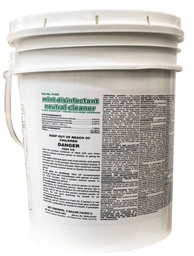 [408647] 91205-MINT DISINFECTANT NEUTRAL CLEANER 5 GAL