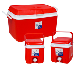 [410243] 46545 COOLER SET 3PC RED SMART BOX 2532